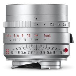 Leica 35mm f/1.4 Summilux-M ASPH FLE (Chrome)