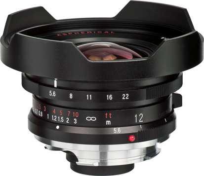 12mm f/5.6 Ultra Wide Heliar