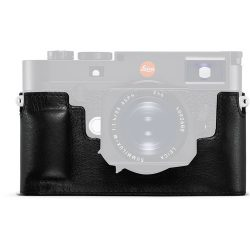 Leica M10 Protector Leather, Black
