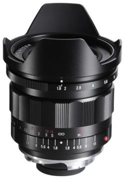 21mm f/1.8 Ultron ASPH