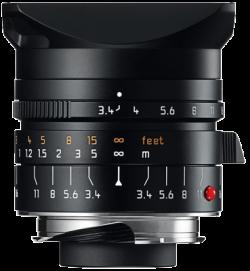 Leica Super-Elmar-M 21 f/3.4 ASPH (Black)