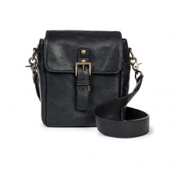 ONA Bond Street Black - Leather