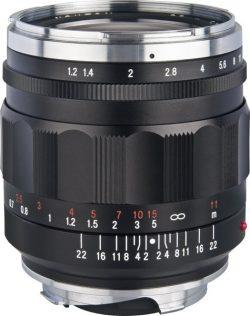 35mm f/1.2 Nokton Asph II