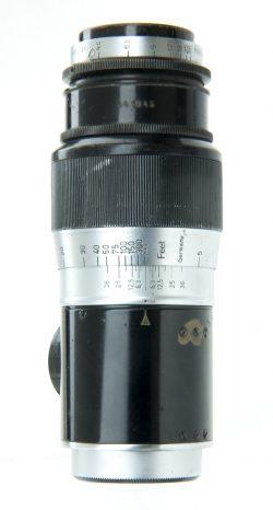 Leitz 13.5cm f4.5 Hektor L39