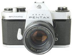 Pentax Spotmatic SP II