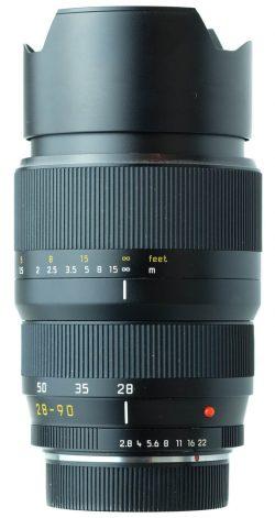 Leica 28-90mm f2.8-4.5 ASPH Vario-Elmarit-R ROM