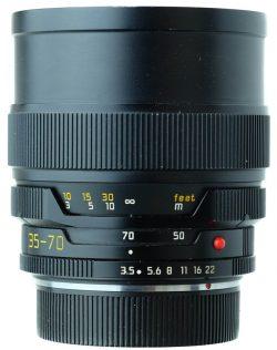 Leica 35-70mm f3.5 Vario-Elmar-R