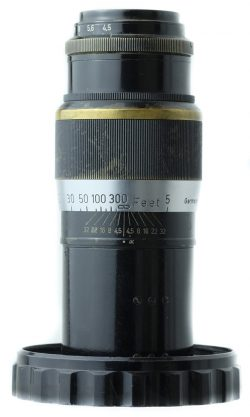 Leitz Hektor 135mm f/4.5