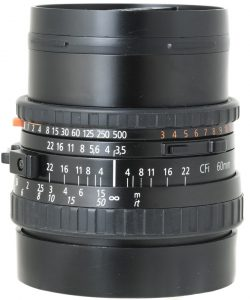 Hasselblad Zeiss 60mm f4 Distagon CFI
