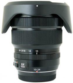 Fuji 10-24mm F4 Fujinon ASPH XF