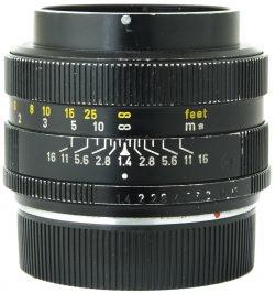 Leica 50mm f1.4 Summilux R 3 Cam Type 1