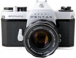 Pentax Spotmatic II