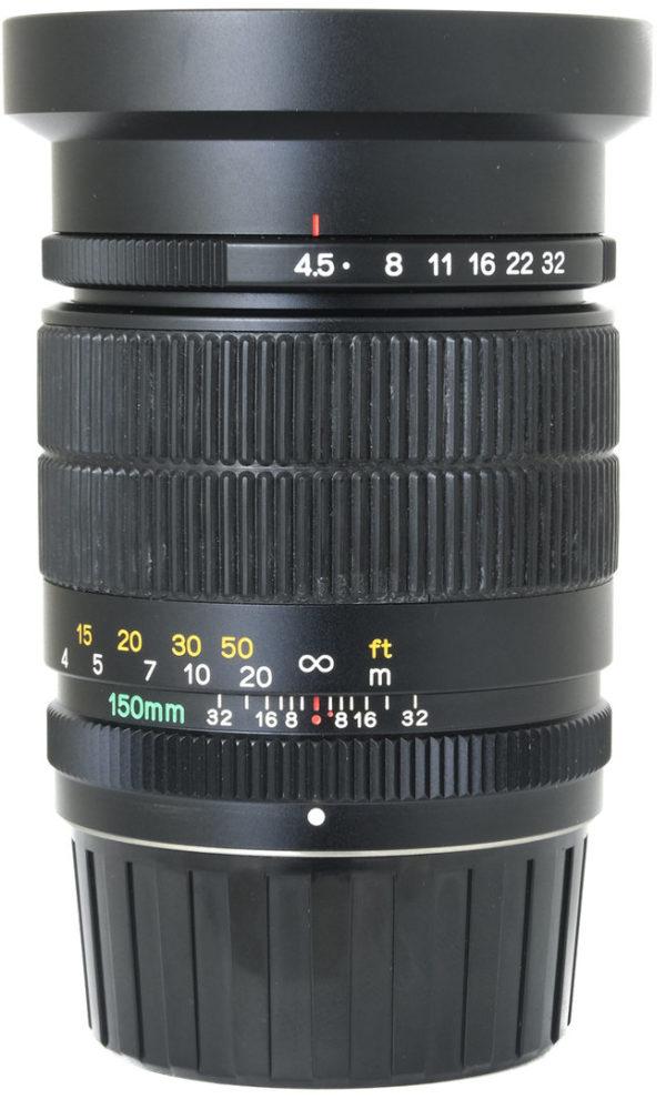 Mamiya G 150mm f4.5 L