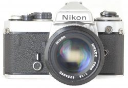 Nikon FE + 50mm f1.4