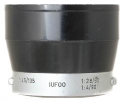 Leitz Hood IUFOO for 90/135mm