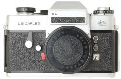 Leicaflex SL Chrome Body