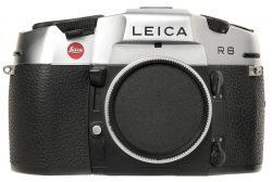 Leica R8 Silver Chrome