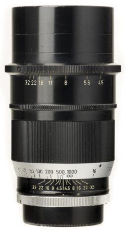 Leica 200mm f/4.5 Telyt