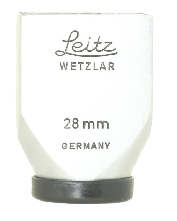 Leitz 28mm View Finder Silver