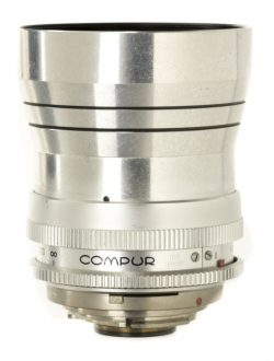 Schnider 135mm f/4 Retina Tele Xenar