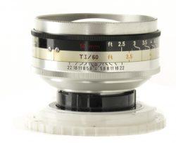 Schnider 80mm f/4 Retina Longar Xenon