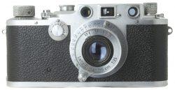 Leica 111C Chrome + 5cm f3.5 Elmar