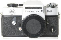 Leica SL2 Silver Body