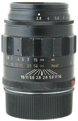 Leica 90mm f2.8 Tele-Elmarit-M Type I