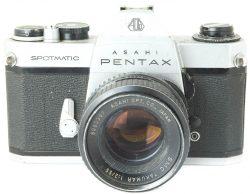 Pentax SP Spotmatics