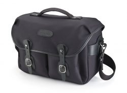 Billingham Hadley One - Black Fibernyte/Black