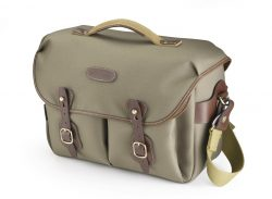 Billingham Hadley One - Sage Fibernyte/ Chocolate