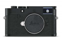 Leica m10-p black chrome