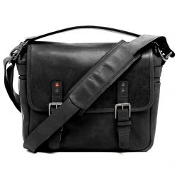 ONA Berlin for Leica Black leather