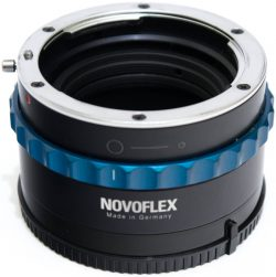 Sony NEX Body to Nikon F Lens Adapter