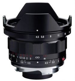 Voigtlander 15mm f4.5 VM Mark III Super Wide Heliar