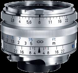 C Biogon T* 2,8/35 ZM (Silver)