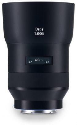Zeiss Batis 85 f/1.8 Sonnar T*