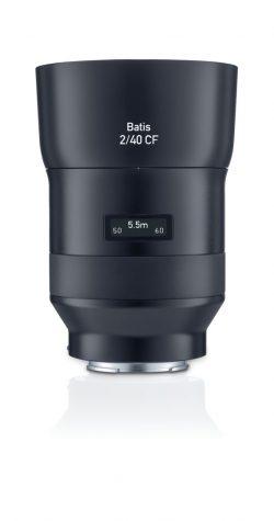 Zeiss Batis 40mm f2 CF