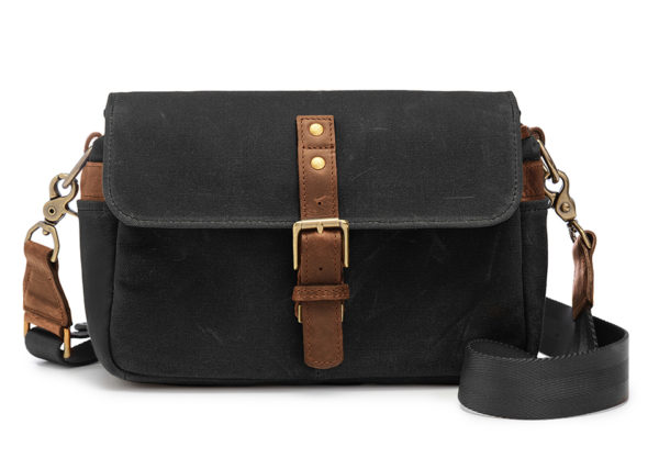 Ona Bag Bowery For Leica Black