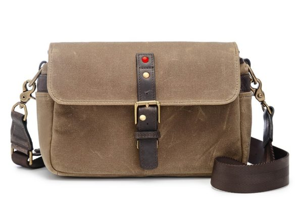 ONA Bag Bowery for Leica Field Tan