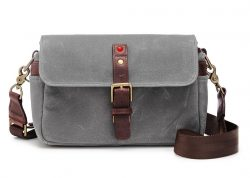 ONA Bag Bowery for Leica Smoke