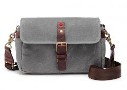 ONA Bag Bowery for Leica Smoke