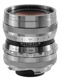 Voigtlander 35mm f1.7 Ultron VM ASPH Silver