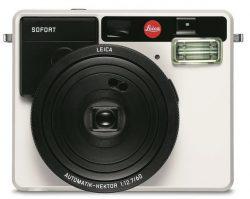 Leica Sofort Polaroid white