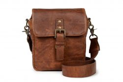 ONA Bag, The Bond Street for Leica, leather, antique cognac