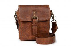 ONA Bag, The Bond Street for Leica, leather, antique cognac