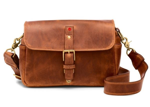 ONA Bag Bowery for Leica, Antique Cognac