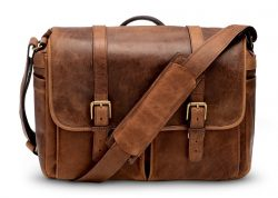 ONA Bag, Brixton for Leica, leather, antique cognac