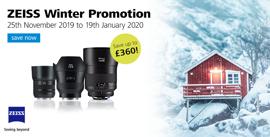 Classic camera zeiss winter promotion