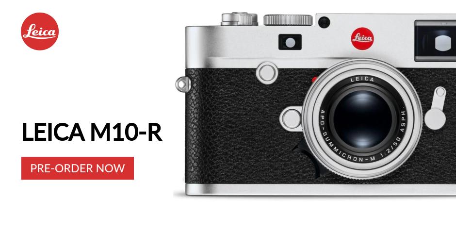 Pre-order Leica m10